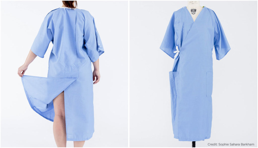 Building a Better Hospital Gown