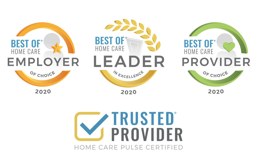 Home Care Pulse & Best of Home Care Awards & Distinctions