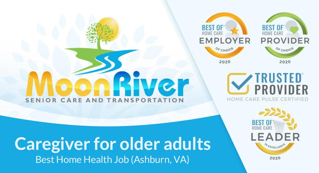 Caregiver for older adults/Home Health (Ashburn, VA)